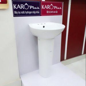 Chậu rửa mặt + Chân chậu Karoplus Model KR 05
