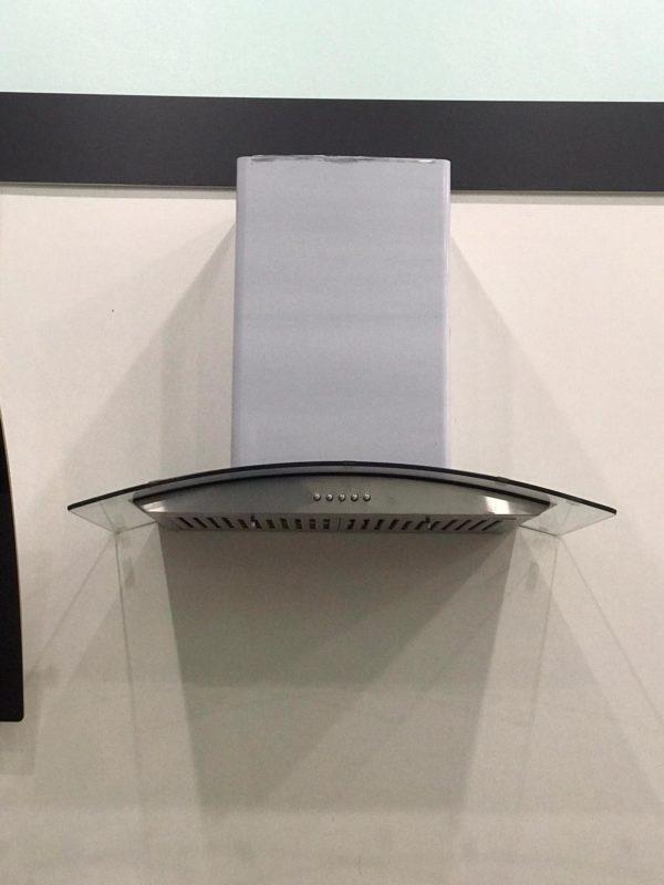 Hút mùi kính cong cao cấp nhập khẩu Model KR70