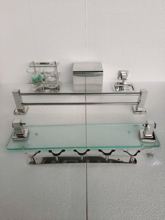 Phụ kiện phòng tắm Inox 304 Model KT9000