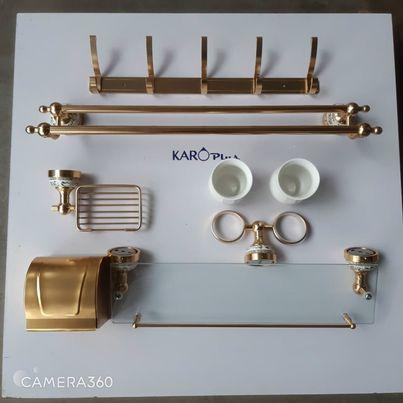 Phụ kiện phòng tắm Karoplus Model KMV 8000