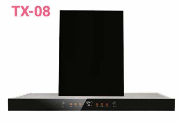 Hút khử mùi nhà bếp cảm biến chuyển động Model: KTT X08